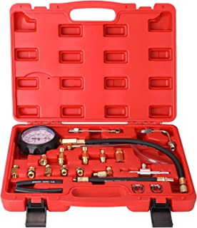 مقياس ضغط حقن الوقود TU-114 0-140 PSI/0-10 بار قياس ضغط مضخة قياس ضغط البنزين TU114-1014G