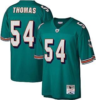75673b43a Miami Dolphins Zach Thomas 2006 Legacy Throwback Jersey - Aqua