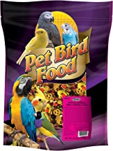 F.M. Brown's Tropical Carnival Small Hookbill Food for Parrots, African Greys, and More, 18lb