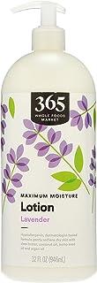 365 by Whole Foods Market, Maxium Moisture Lotion, Lavender, 32 Fl Oz