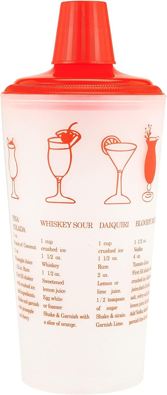 Wholesale True Red Deluxe 30oz Recipe Shaker