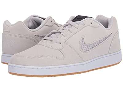 Nike Ebernon Low Premium (Vast Grey/Vast Grey/White) Men