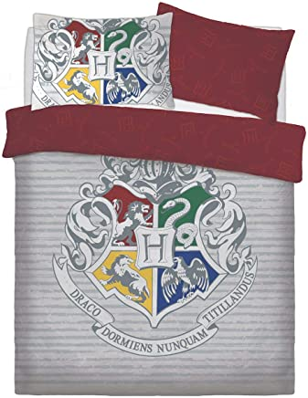 Lenzuola Harry Potter.Completo Letto Matrimoniale Harry Potter Tamparowing