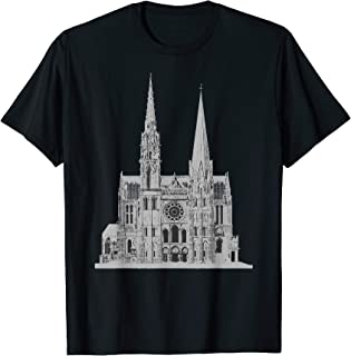 Best cathedral t shirt Reviews