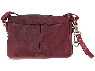 FRYE AND CO. Greta Crossbody (Berry) Handbags