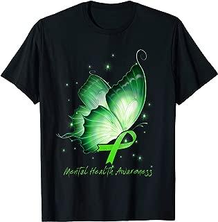 mental health awareness butterfly