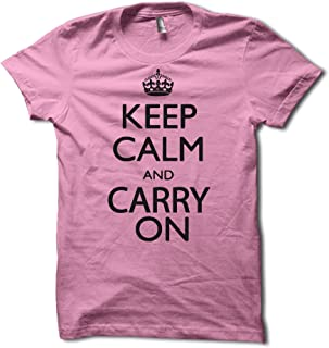Keep Calm and Carry On T-Shirt - KCCO Shirt - Keep Calm Shirt