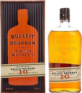 Bulleit Bourbon 10 Years Old FRONTIER WHISKEY Kentucky Straight Bourbon 1 x 0.7 l