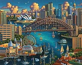 Dowdle Jigsaw Puzzle - Sydney - 1000 Piece