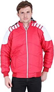 Online Shopping Mall Full Sleeve Casual Jacket with Hood for Men/Boys