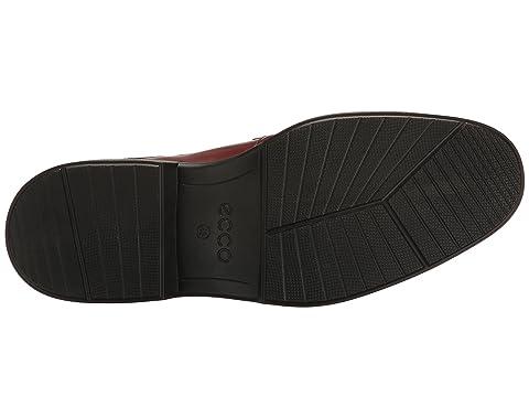 Meilleure Cravate Orteil vente Ecco Lisbonne Plaine Blackcognac CrwRC7x