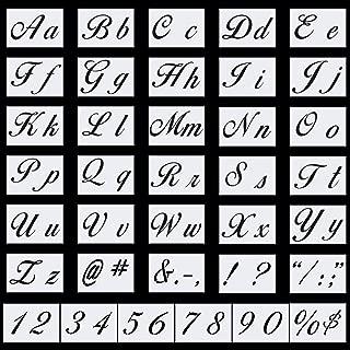3 inch monogram