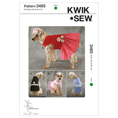 image regarding Dog Coat Sewing Patterns Free Printable called Puppy Clothing Habits: