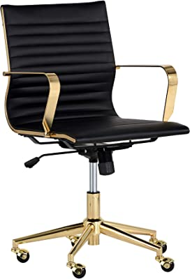 Sunpan Urban Unity Office Chairs Black