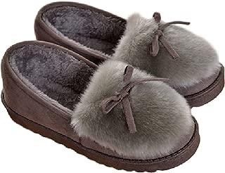 [ココマリ] ふわふわ ルーム シューズ 室内 履き スリッパ 防寒 レディース