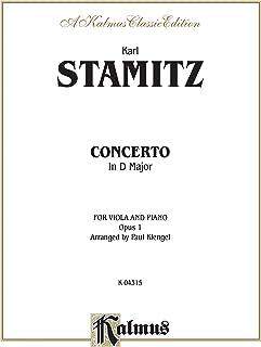 Concerto in D Major, Op. 1