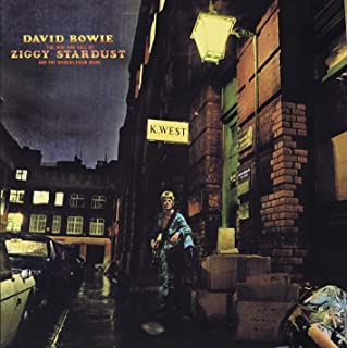The Rise & Fall of Ziggy Stardust & The Spider from Mars