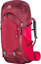 Gregory Mountain Products Amber 70 Women's Multi Day Hiking Backpack | Backpacking, Camping, Travel | Integrated Rain Cove...