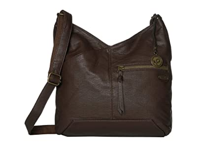 Pistil Easy Rider (Truffle) Cross Body Handbags