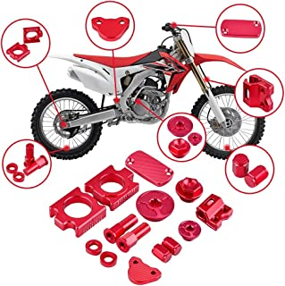 f/ür Honda CRF CR 125 250 450 CRF125 CRF250 CRF450 CR125 CR125 CR125 CR250 CR300 CRF250R CRF450X Dirt Bike ATV Motocross 22 mm 28 mm Motorrad-Lenkerpolster aus Schaumstoff