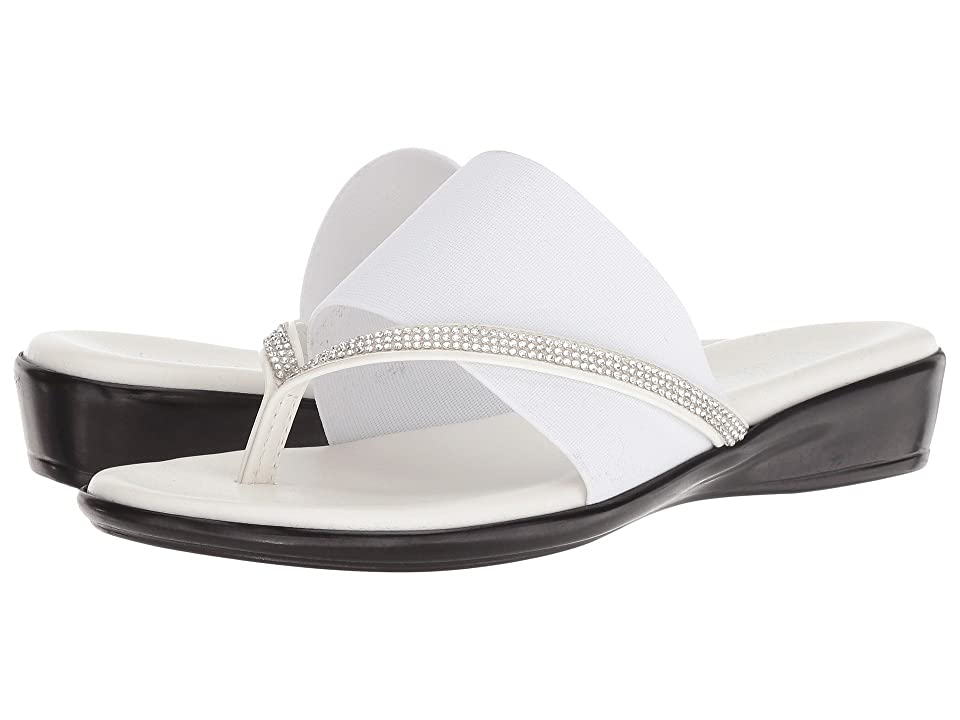 Italian Shoemakers Luxi (White) Women