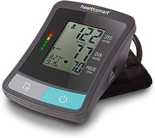 فشار بازوی بازوی فشار خون - مانیتور کیت سنج فشار خون بی سیم دیجیتال استاندارد برای پالس ، ضربان قلب نامنظم و فشار خون بالا و پایین