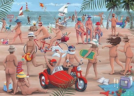 Nudisto Beach