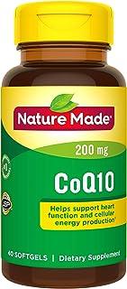 Nature Made 辅酶Q10,200毫克,40粒软胶囊