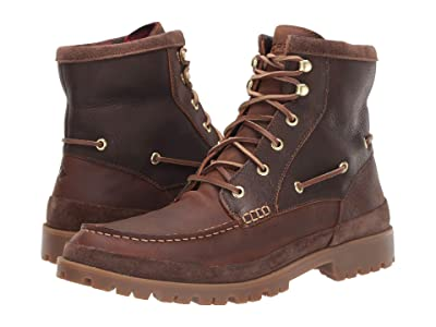 Sperry A/O Lug Boot (Brown) Men