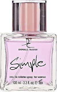 Simple by Dorall Collection for Women Eau de Toilette 100ml