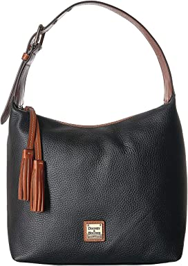 5c8dce870 Dooney & Bourke Pebble Small Kiley Hobo at Zappos.com