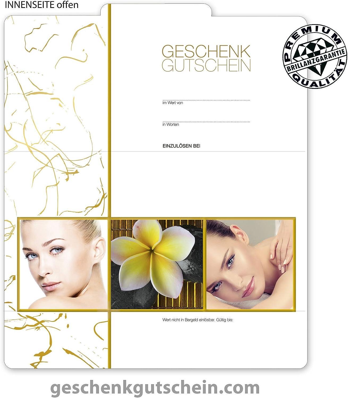 50 Stk. Premium Premium Premium Geschenkgutscheine Gutscheine zum Falten MultiFarbe  für Kosmetik, Beauty, Schönheitssalon KS279, LIEFERZEIT 2 bis 4 Werktage  B0763NWBYL   Exquisite (mittlere) Verarbeitung  856546
