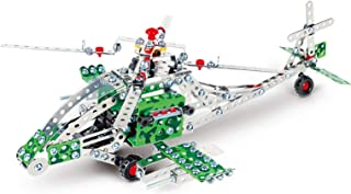 Best erector motorized helicopter Reviews
