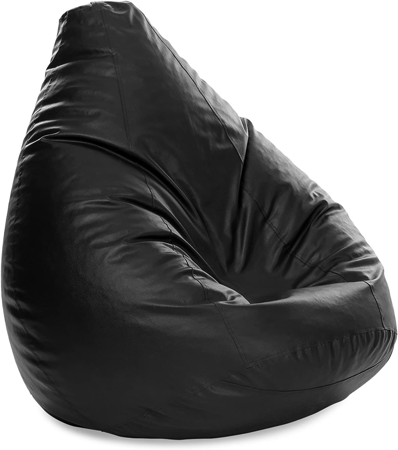 Style Homez Jumbo SAC Bean Bag Black color Cover Only