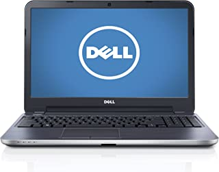 Dell Inspiron 15 i15RM-3415SLV 15.6-Inch Laptop (1.9 GHz 3rd Generation Intel Core i3-3227U Processor, 4GB DDR3, 500GB HDD, Windows 8) Moon Silver [Discontinued By Manufacturer]
