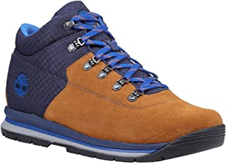 Timberland Mens GT Rally Mid Leather/Fabric Boot