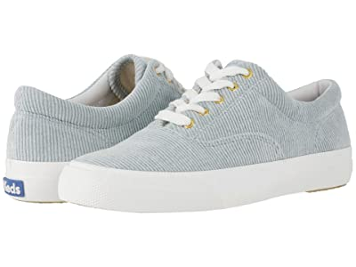 Keds Anchor Corduroy (Light Blue Corduroy) Women