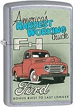 Zippo Lighter Ford America's Hardest Working Truck - Street Chrome