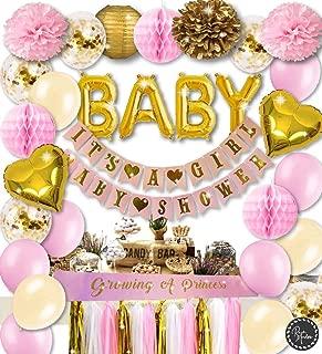 boho girl baby shower