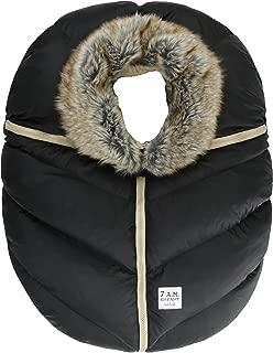 7 A.M. Enfant Car Seat Cocoon (Faux Fur)