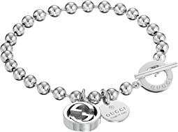 Boule Bracelet w/ Interlocking G Charm