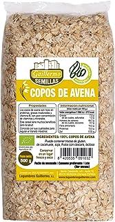 Guillermo Copos de Avena Ecológicos BIO Superalimento 100% Natural 500g
