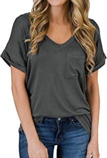 459ad99c5f4 Amazon.com: Greys - Tops, Tees & Blouses / Clothing: Clothing, Shoes ...