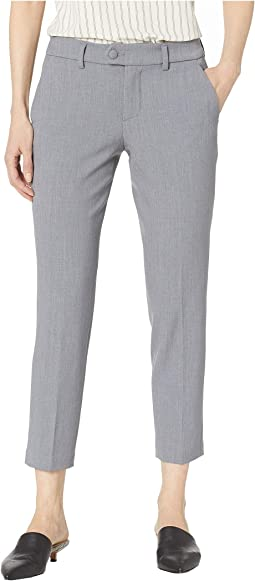 Trousers with Extended Tab At Waistband