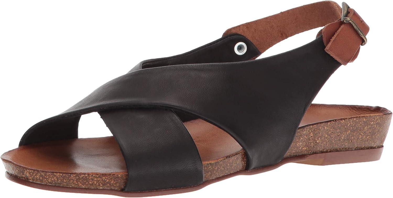 Spring Step Womens Asilina Flat Sandal
