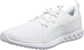 PUMA Men's Carson 2 Wht-blk Shoes, White Black