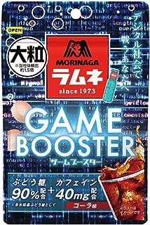 森永製菓 大粒ラムネ<GAMEBOOSTER> 36g ×10個