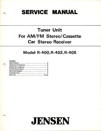 Amazon.com: Jensen Wiring Diagram: Books on jensen tools, jensen cd3010x wiring harness, jensen vm9312 wiring, accel ecm wire diagram, jensen speaker, jensen din 8 pin,