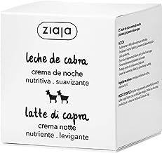 Ziaja Leche de Cabra Crema Facial de Noche   50 ml