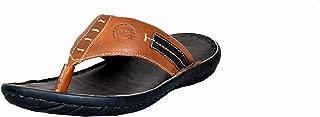 MARDI GRAS Youth Leather Sleeper-Tan-3123